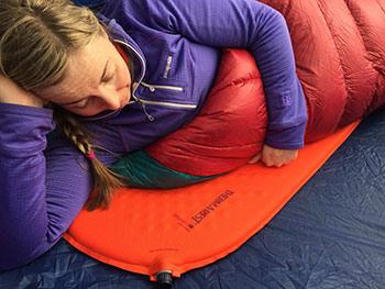 самонадувающийя коврик therm-a-rest prolite комплектация