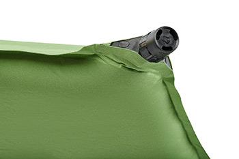 самонадувающийя коврик therm-a-rest backpacker материалы
