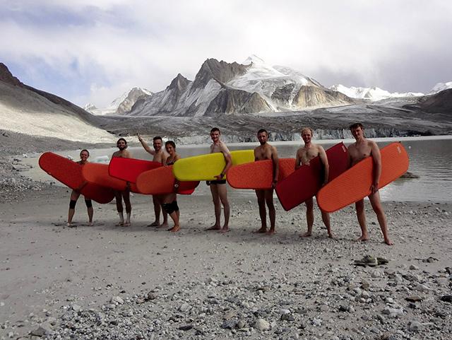 самонадувающийся коврик therm-a-rest prolite plus горы туризм