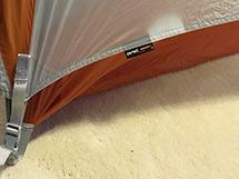 палатка big agnes регулировка тента по высоте