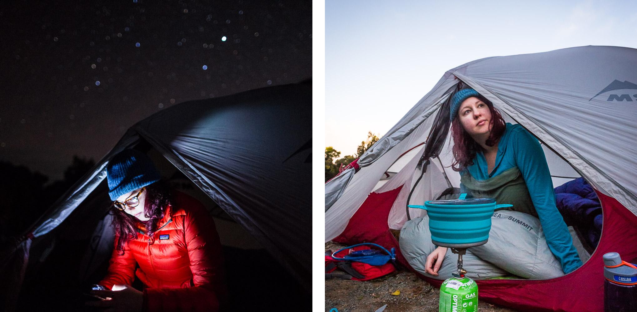 туристическая палатка msr