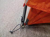 палатка marmot aura регулировка тента по высоте