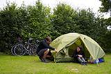 туристическая палатка мармот