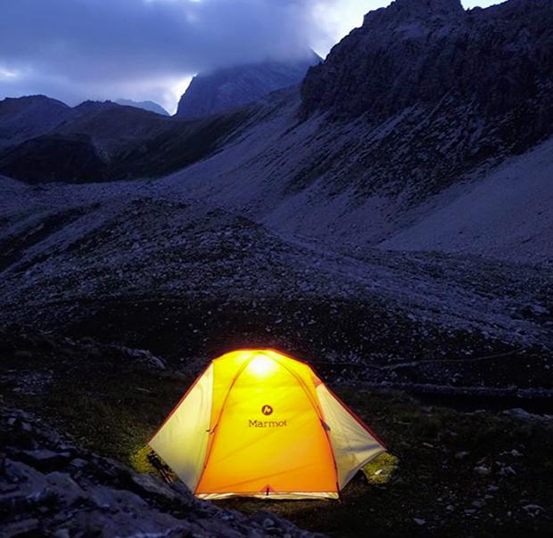 палатка Marmot купить