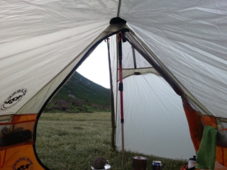палатка Big Agnes Scout Plus ul2