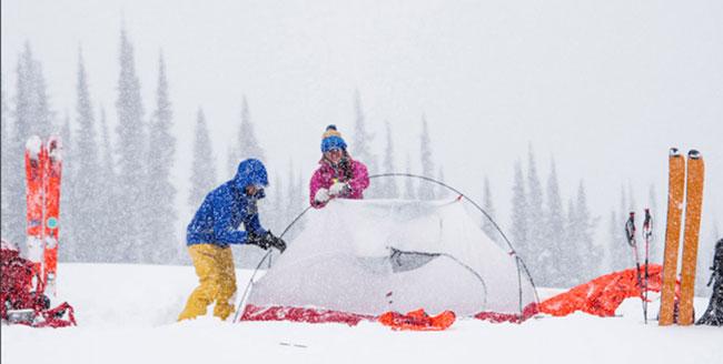 палатка big agnes внешний каркас