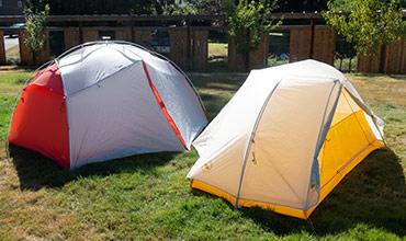 палатки big agnes bird beak и tiger wall сравнение