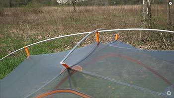 палатка Big Agnes copper spur UL2 Classic обзор