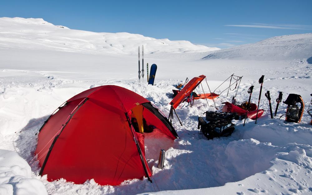 выбор снаряжения для похода норвегия, Hilleberg Staika купить
