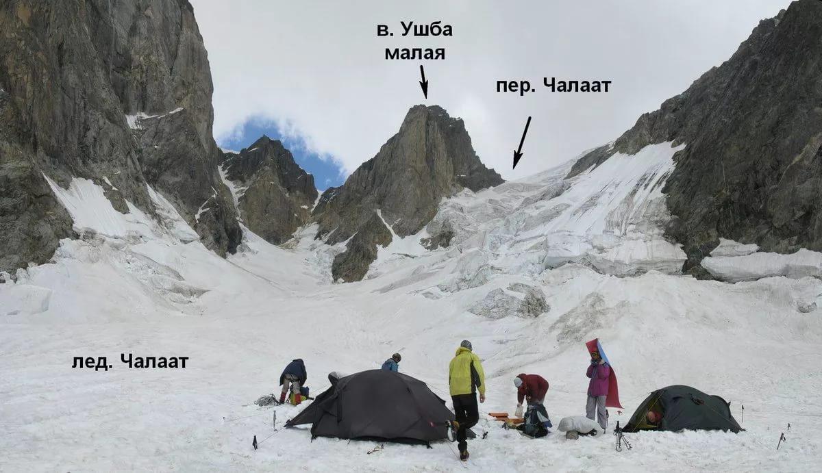 какую палатку взять на кавказ