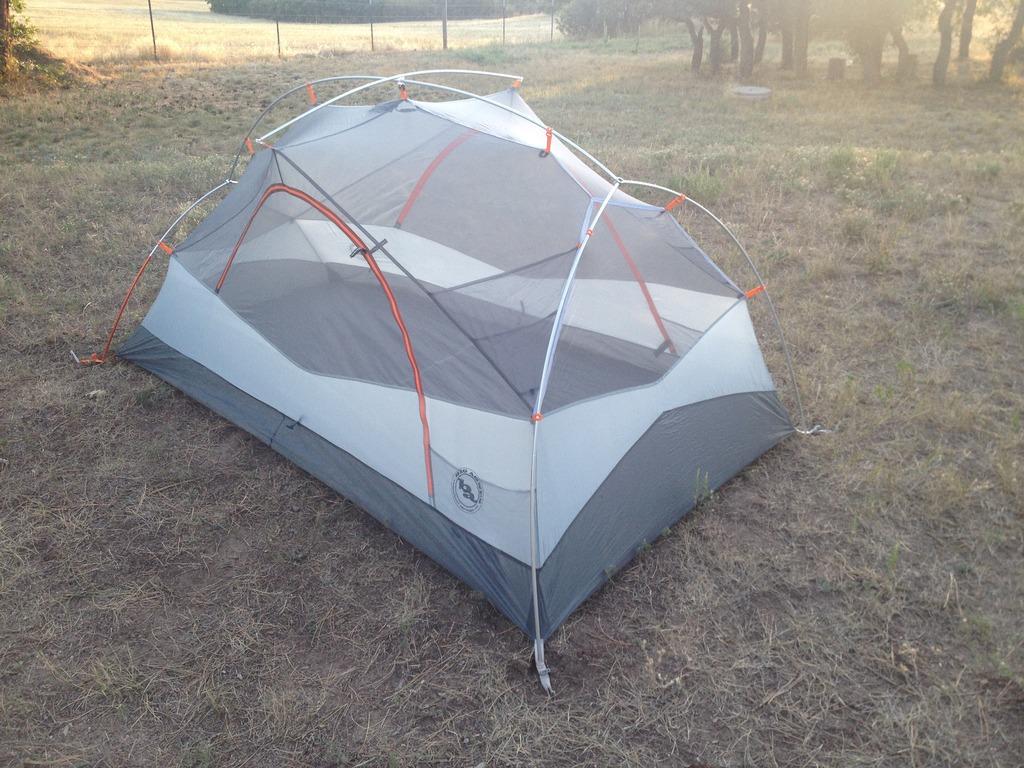 туристическая палатка Big Agnes купить