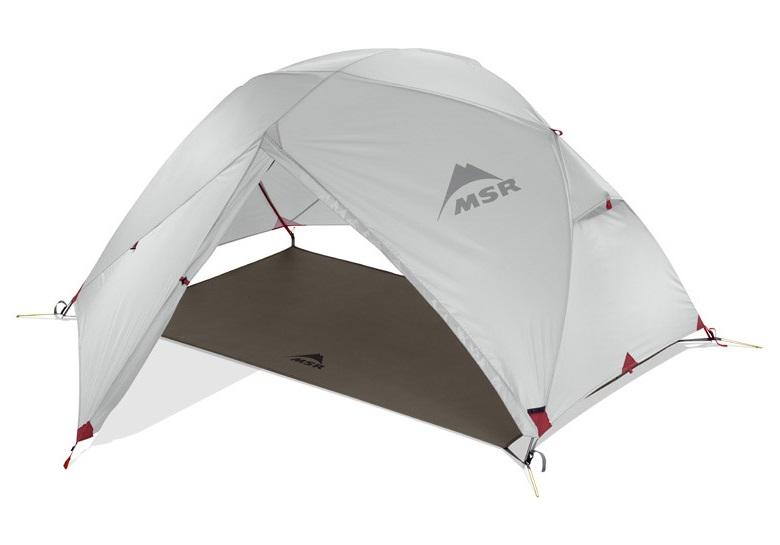 двухместная палатка msr elixir