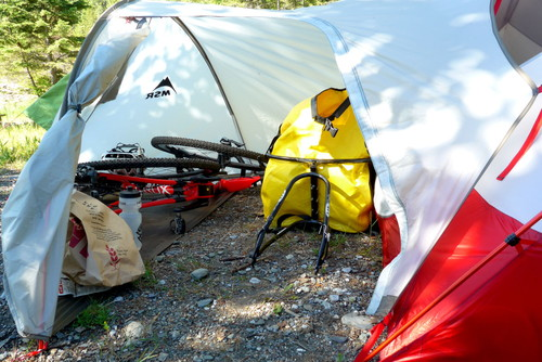 палатка msr elixir и тамбур msr gear shed купить в санкт-петербурге