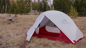 туристическая палатка msr hubba nx solo