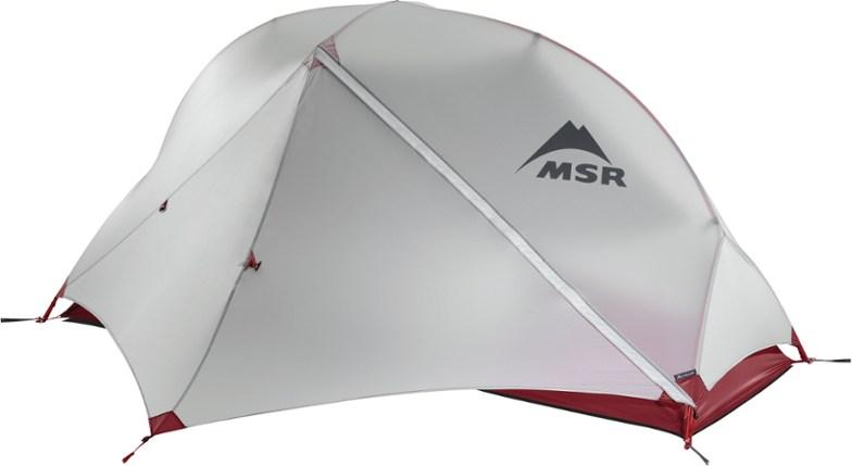 одноместная палатка msr hubba nx