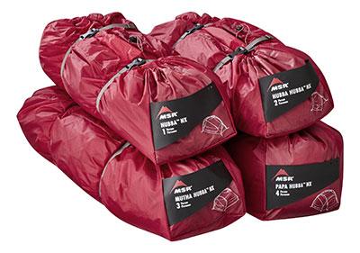 палатка msr mutha hubba nx в упаковке