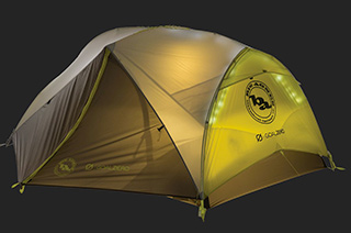 палатка Big Agnes copper spur ul2 mtn GLO