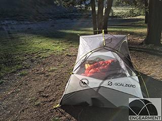 туристическая палатка Big Agnes