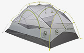 палатка Big Agnes Krumholtz Ul2 mtnGLO with Goal Zero солнечной батареей и светодиодной подсветкой