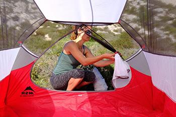 туристическая палатка msr mutha hubba nx 3 купить