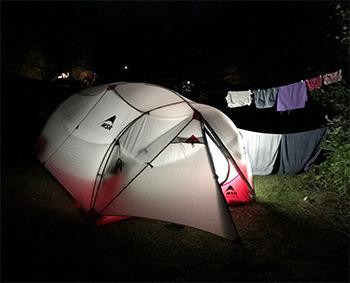туристическая палатка msr elixir 2 купить