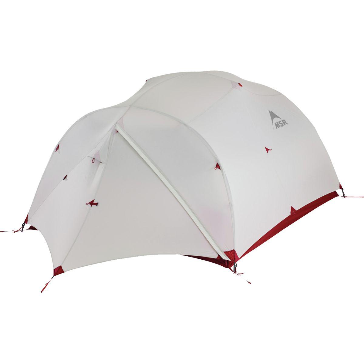 трехместная палатка msr mutha hubba nx 3