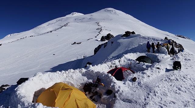 эльбрус восхождение палатка купить