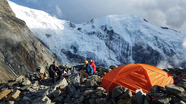 палатка ветрозащитная стенка