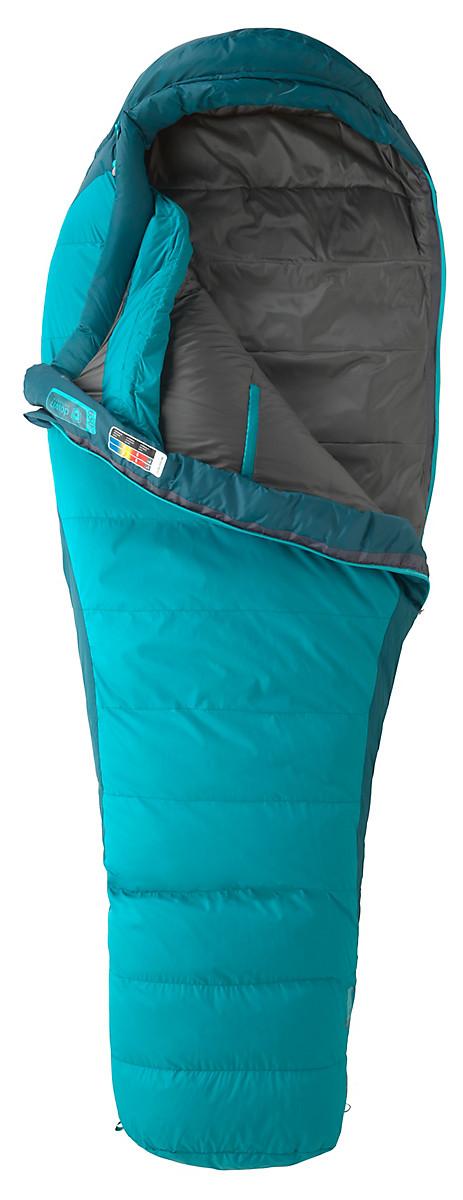 спальный мешок marmot women's celestrum long купить