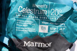 спальный мешок marmot wm's celestrum купить