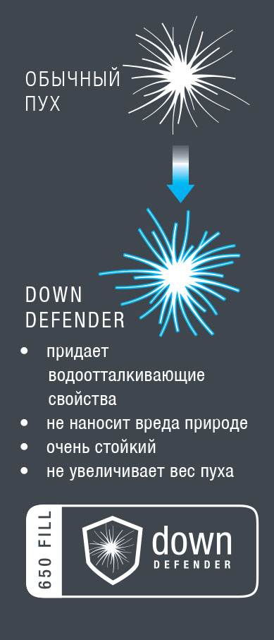 технология down defender border=