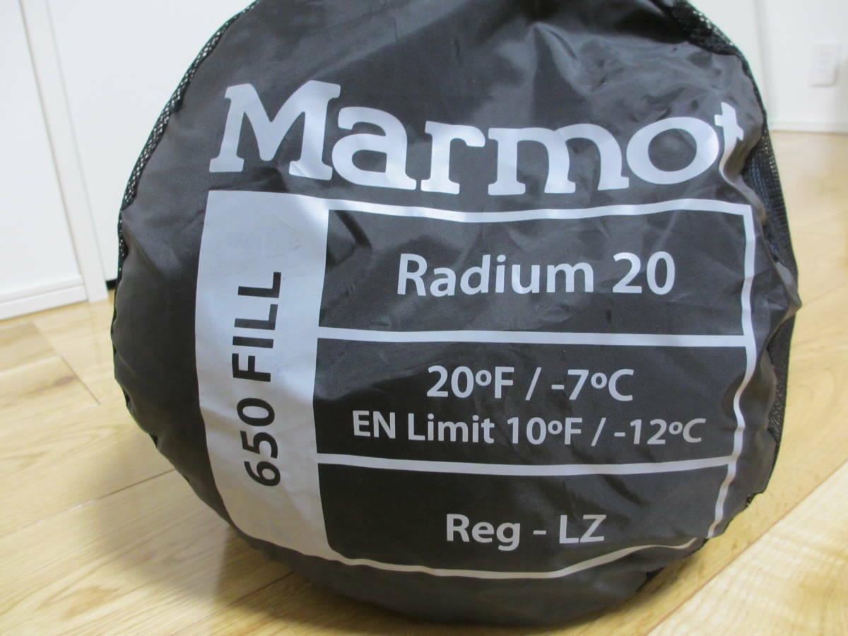 пуховой спальник marmot radium обзор